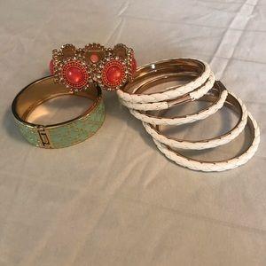Jewelry - Bracelet lot